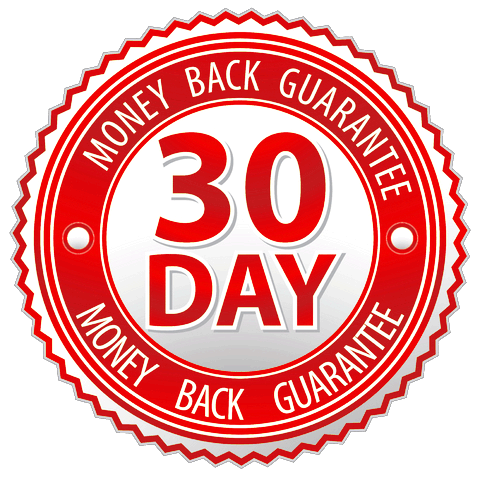 Dr. Numb's 30-day money back guarantee!